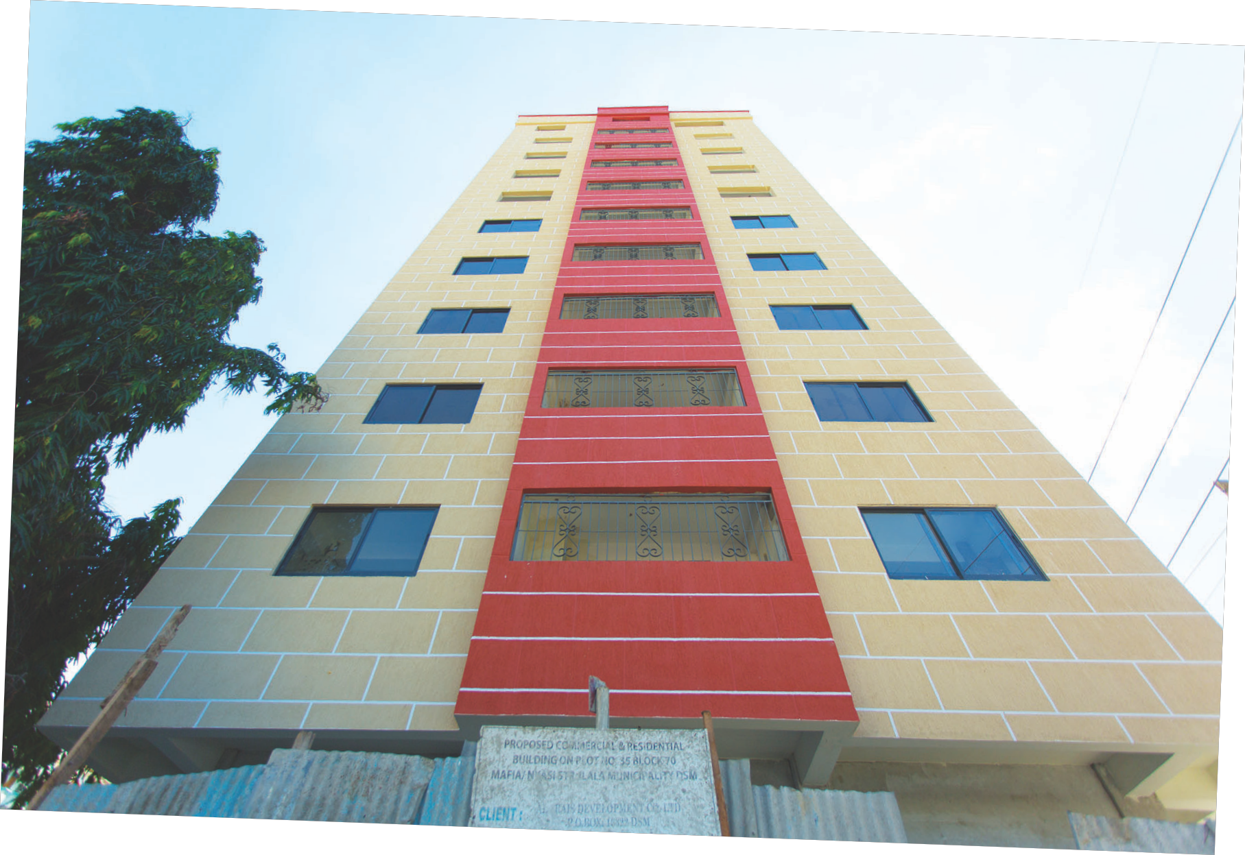 THE MAFIA HEIGHT APARTMENTS FOR SALE