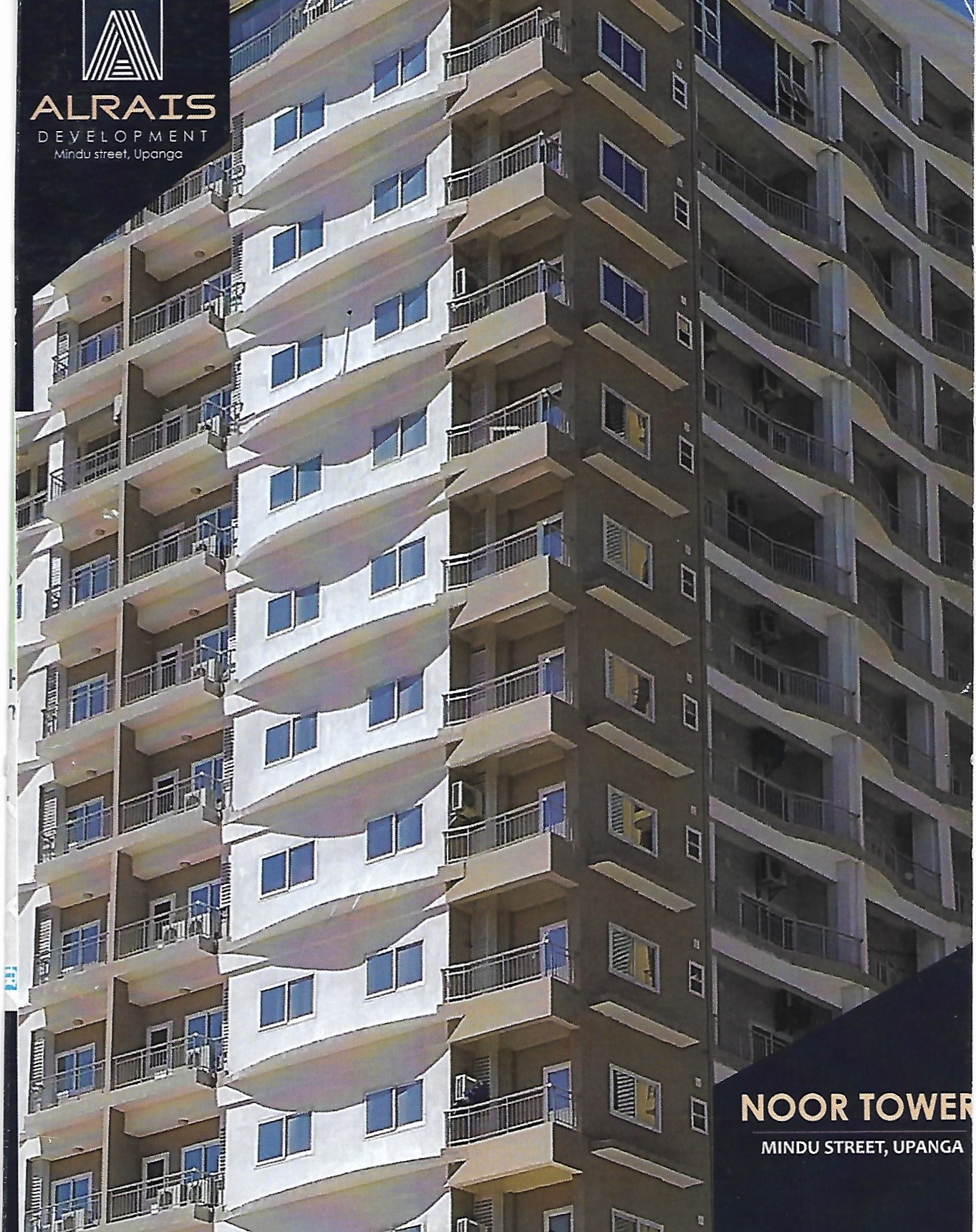 NOOR TOWER APARTMENTS FOR SALE